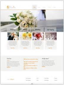 wedding planner website templates 10 free wedding html5 amp css3 templates web resources free wedding planner website template web design templates