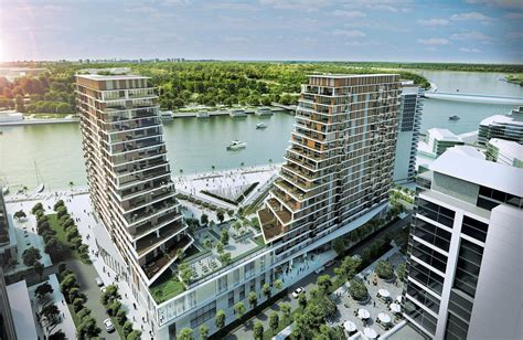 Belgrade Waterfront Residences   luxury apartments with