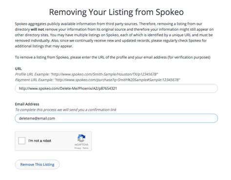 Spokeo Email Search How To Opt Out Of The Most Popular Search One Page Komando