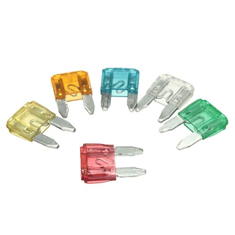 mini blade car 12v in line mini blade fuse holder with 5 10 15 20 25 30a fuses alex nld