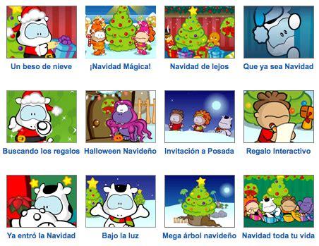 imagenes animadas navideñas gratis enviar postales animadas de navidad mil recursos