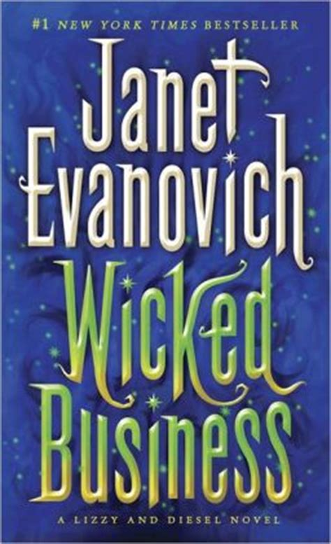 Another Janet Evanovich Collaboration by Business Lizzy And Diesel Series 2 By Janet