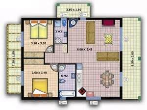 2 Car Garage With Apartment Plans 25