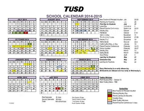 fresno unified calendar 2014 2015 calendar template 2016