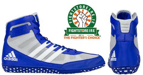 Mat Wizard 3 by Adidas Mat Wizard 3 Boots Blue White Fight