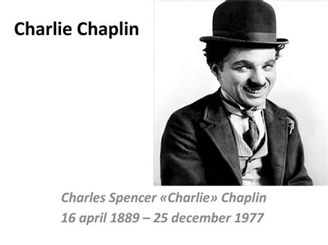 charlie chaplin biography powerpoint charlie chaplin online presentation
