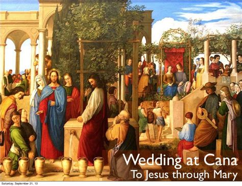 Wedding At Cana Rosary by Mysteries Of The Holy Rosary