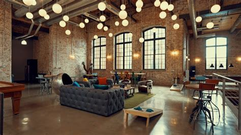 loft in a empty industrial lofts www pixshark com images