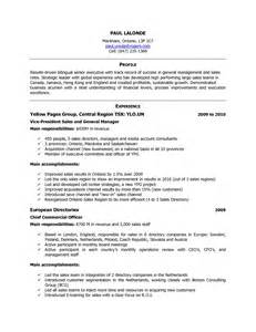 Resume Format Canada Examples Of Resumes Resume Simple Best And Format