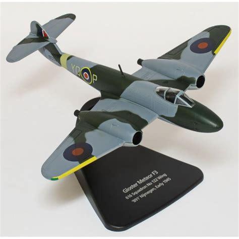 doodlebug flying oxford diecast gloster meteor f mk 3 raf no 616 sqn raf