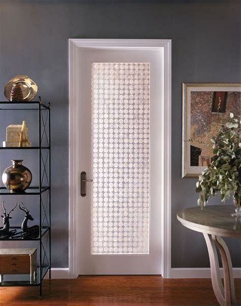 Interior Glass Doors by Choosing A Frosted Glass Interior Door To Your Apartment