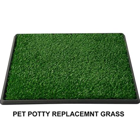 indoor grass for dogs artificial turf for dogs pet potty patch replacement grass mats indoor outdoor 20 quot x25