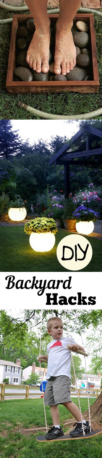 backyard hacks diy backyard hacks my list of lists