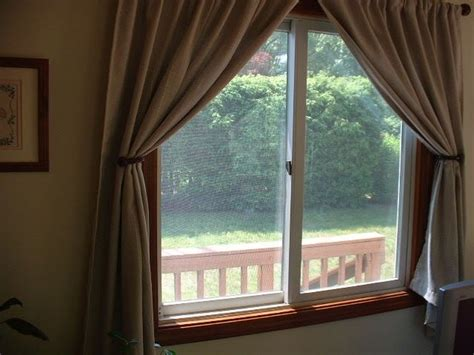 ideas for curtains for patio doors curtain amazing curtains for sliding doors decorating
