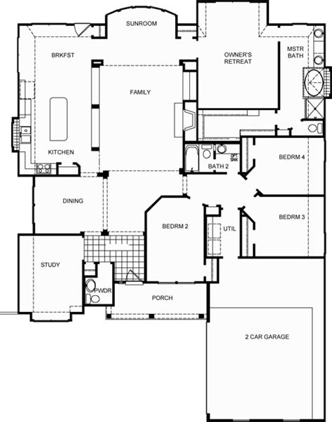 david weekley floor plans cbell floor plan by david weekley homes dream