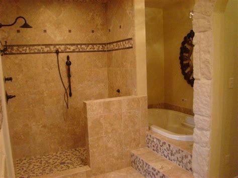 custom tile bathtub custom shower tub