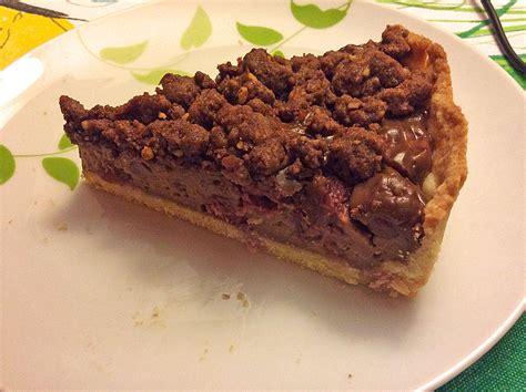 Kuchen Mit Nougat