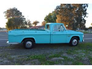1966 Dodge Truck 1966 Dodge D100 Original Truck For Sale