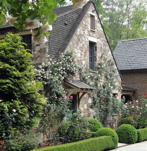 European Farmhouse by American Stone Cottages The French And English