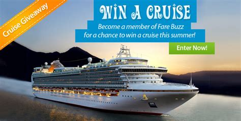 dream boat giveaway cruise giveaway