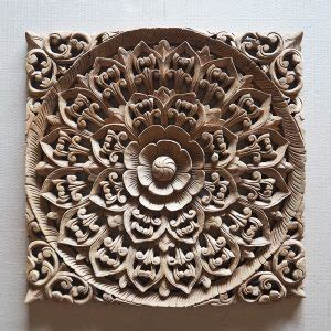buy balinese authentic wall hanging panel