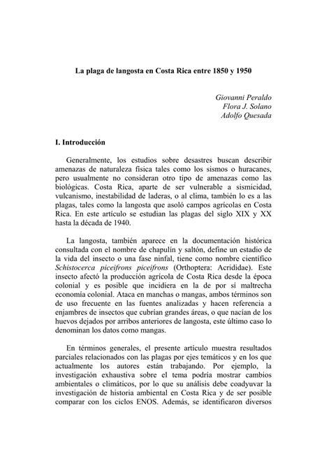 mexam rica una cultura naciendo edition books la plaga de langosta en costa rica entre pdf
