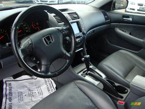 2003 Honda Accord Interior by Black Interior 2003 Honda Accord Ex L Sedan Photo