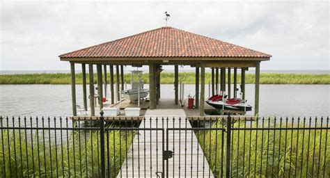 floating boat house cost how much does a boathouse cost