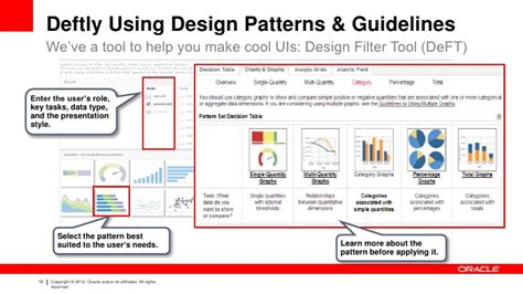 pattern java oracle making cool apps from kits with java oracle adf ux