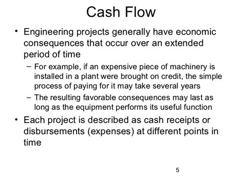 Economics Engineering 5 engineering economics