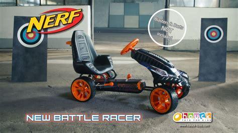 nerf battle racer hauck toys for nerf battle racer