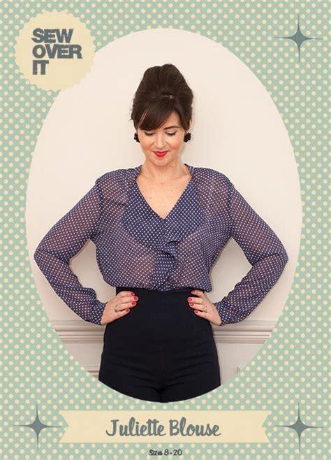 Juliete Blouse 9 best juliette blouse sewing pattern images on