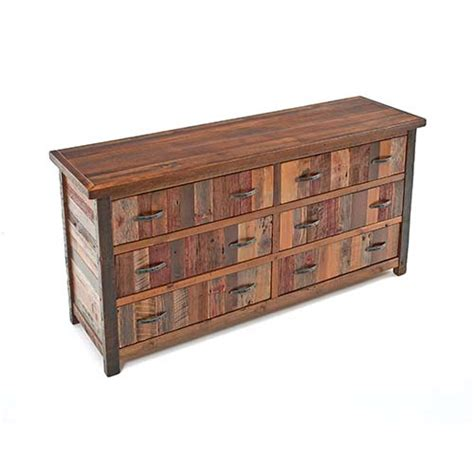 back to the bedroom back to the barn 6 drawer dresser green gables