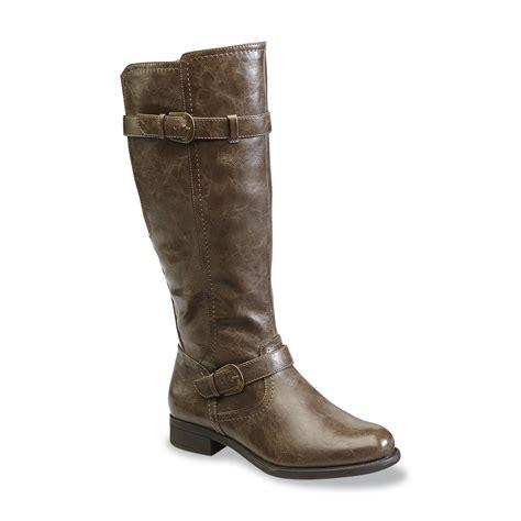 wear s brown boot wide width