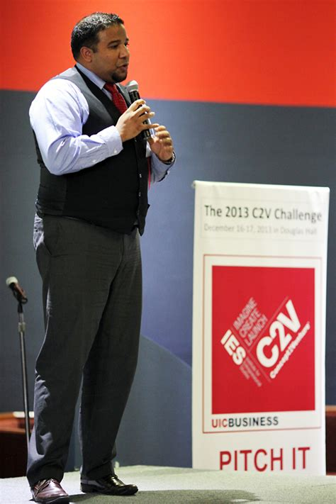 Uic Mba Phone Number by Startup Ideas Get A Boost At Concept2venture Challenge