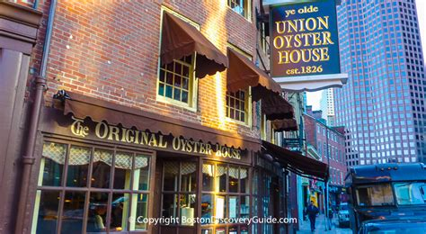 union oyster house boston union oyster house historic boston seafood restaurant