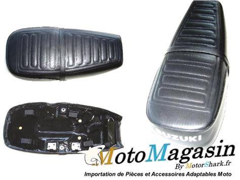 selle suzuki gt100 gt125 gt185 motomagasin 4x4magasin by motorshark fr catalogue en ligne