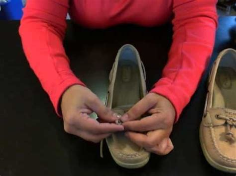 how to make a boat shoe knot how to tie celtic knot for sperry angelfish boat shoes