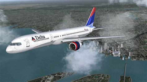 Delta Airlines Background Check Delta Airlines B757 200 Miami