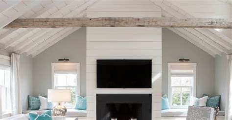 Accent Wall With Shiplap The Tongue And Groove Store