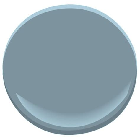 Benjamin Moore Blue polaris blue 1649 paint benjamin moore polaris blue