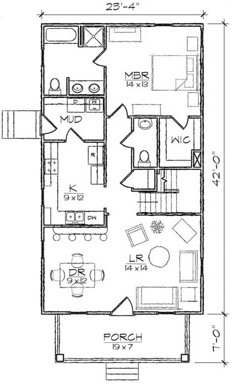 narrow house plan best 25 narrow house plans ideas on narrow