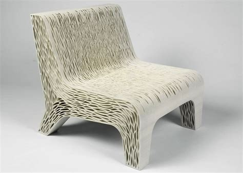 3d Printed Mini Designer Chair Biomimicry Is 3d Printed Chair Inspired By Plant Cell Structure Homecrux