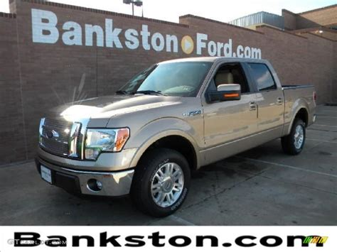 2012 pale adobe metallic ford f150 lariat supercrew 58684021 gtcarlot car color galleries