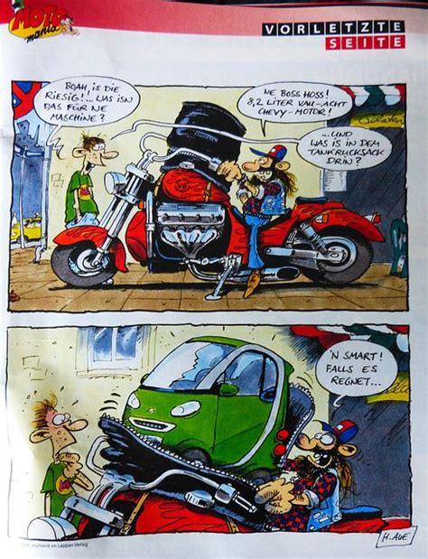 Wheelie Motorrad Zeitschrift by Garagenbiker Motomania