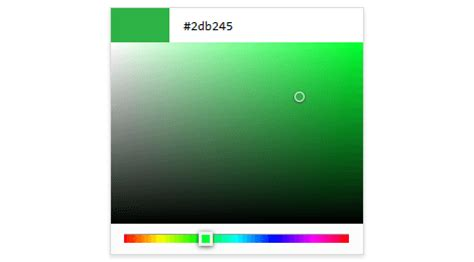 jquery ui layout background color colorpicker control kendo ui for jquery telerik