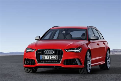 Audi Rs6 Performance by Audi Boosts Rs6 Avant Rs7 Performance Editions To 605hp