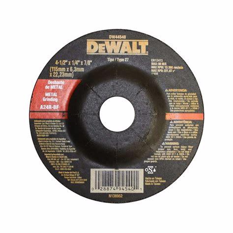 discos para pulir disco abrasivo de pulir 4 1 2 dw44540 dewalt ferrecenca