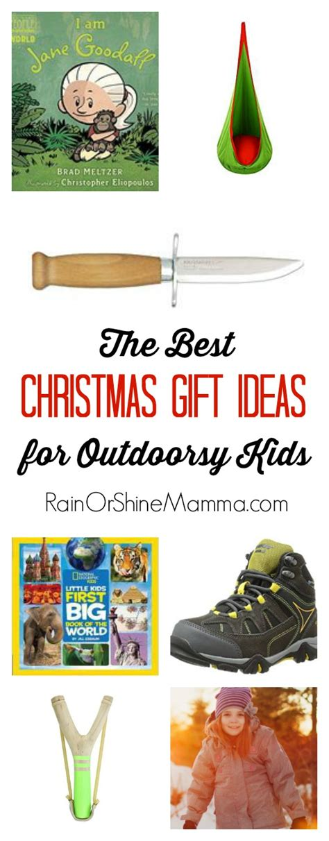 Kids Giveaway Ideas - the best christmas gift ideas for outdoorsy kids giveaway