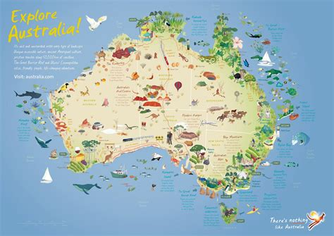 map of tourist attractions maps update 991806 tourist attractions map in australia